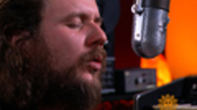 "Web extra: Jim James sings ""Wonderful"""