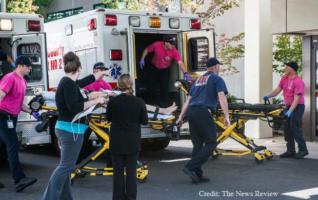 Umpqua Community College shooting