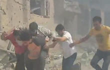 Tensions increase as Russia targets ISIS in Syria