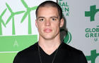 """Johnny Strange arrives at Global Green USA's 8th annual pre-Oscar party """"Greener Cities For A Cooler Planet"""" held at Avalon Feb. 23, 2011, in Hollywood, California."""