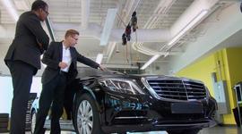 When a self-driving car senses trouble