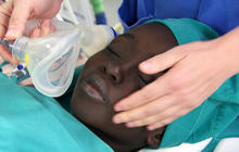 Free surgery saves children's lives in Africa