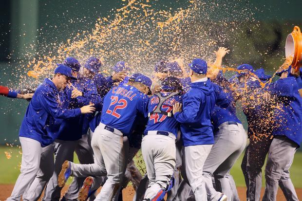 Curses of the Cubs
