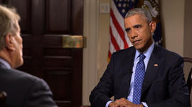 President Obama on the politics of gun violence