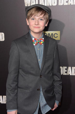 """The Walking Dead"" premiere fan event"