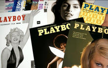 Internet porn's effect on Playboy