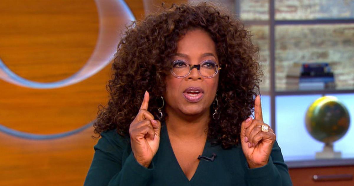 Essay on oprah winfrey