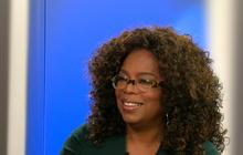 "Oprah on her new series ""Belief"""