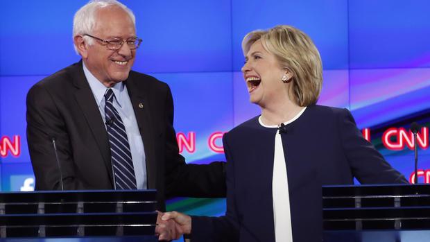 1st Democratic debate 2015 - highlights