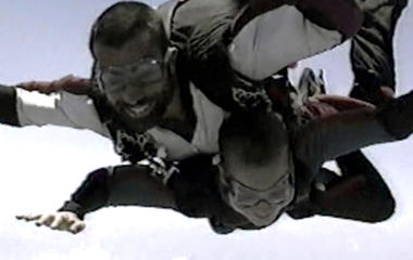 Make-A-Wish mom on her son's dream of skydiving