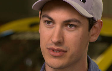 NASCAR's Joey Logano on giving back