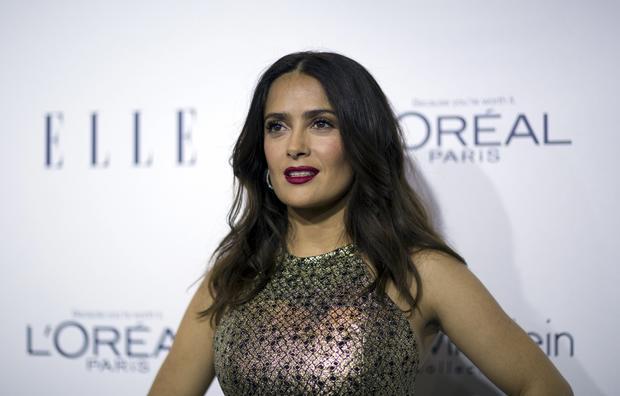 Elle Women in Hollywood 2015