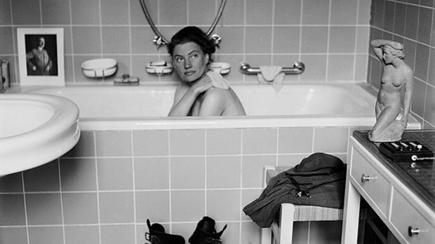Vogue photographer's World War II