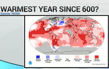 2015 on track to be hottest year on record