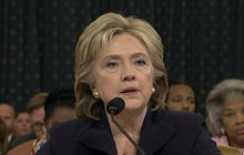Hillary Clinton testifies on emails, her partnership with Defense Dept.