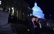 Congress passes bill to avoid default, end shutdown