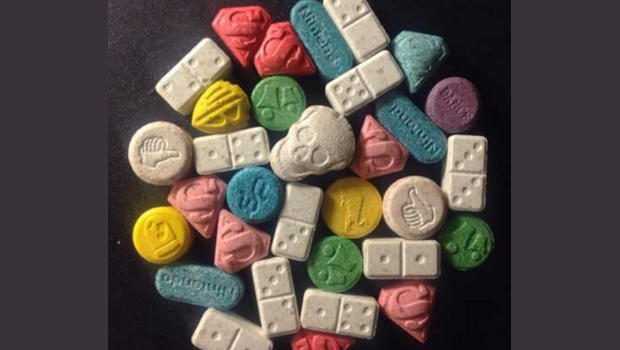Halloween warnings about Ecstasy spook parents - CBS News