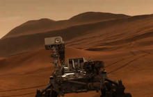 Mars rover Curiosity celebrates one year on red planet
