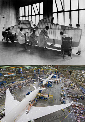 100 years of Boeing
