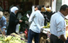 Egypt's economy suffering since revolution