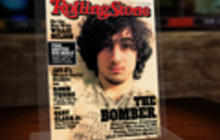 Rolling Stone cover of Boston bombing suspect sparks outrage