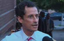 Anthony Weiner slips to fourth place in new poll
