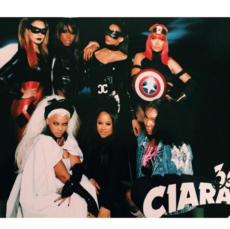 Halloween 2015: Celebrities get in costume