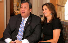 Chris Christie discusses campaign, family