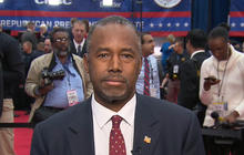 Carson criticizes CNBC debate moderators