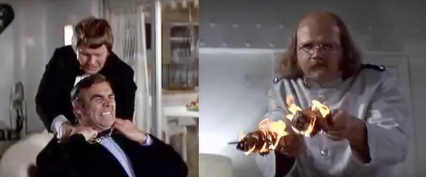 u0026quot goldfinger u0026quot  - bond villains - pictures
