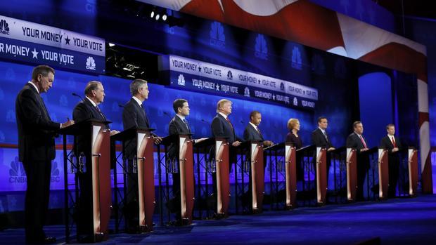 3rd GOP debate -- Highlights