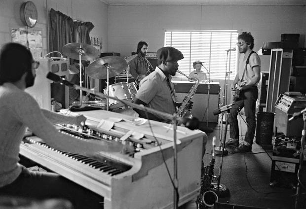 "The making of ""Born to Run"""