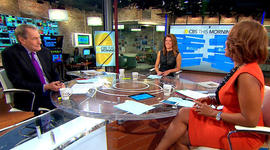 """Co-hosts reflect on 1,000 broadcasts of """"CBS This Morning"""""""