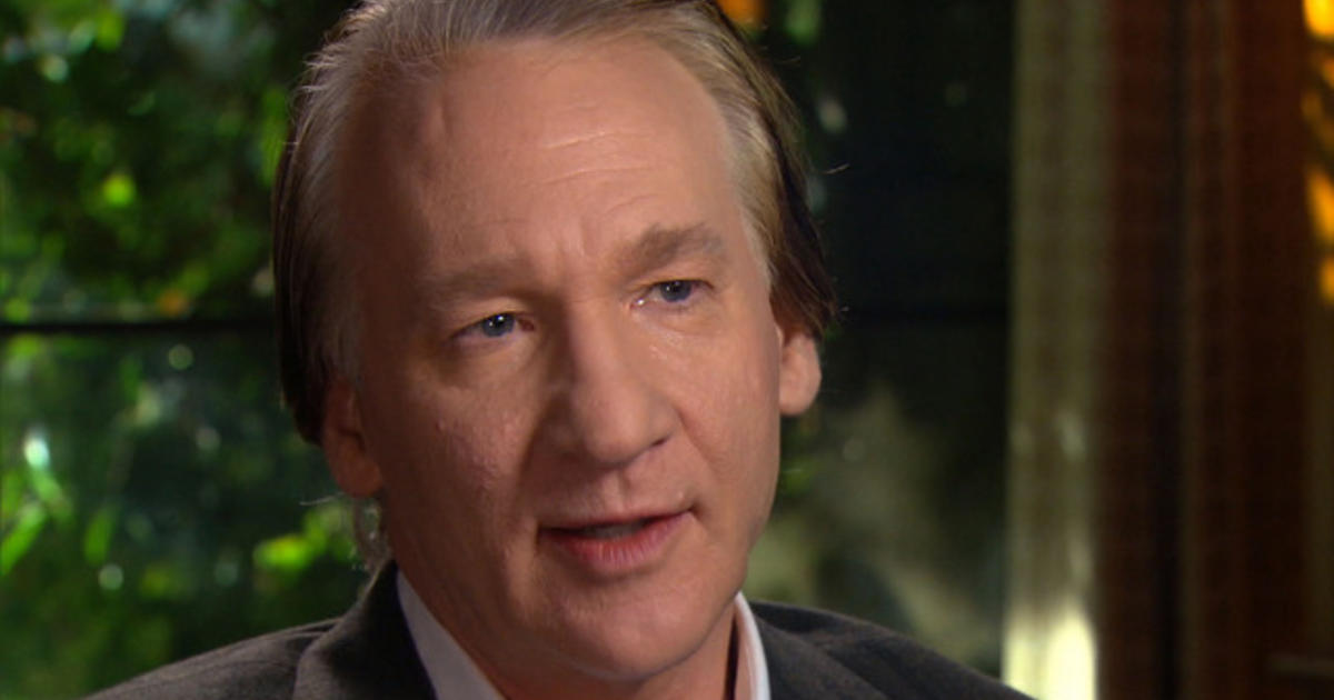 Some real time with Bill Maher - CBS News