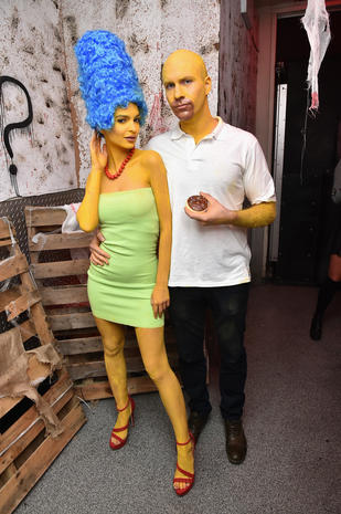 Halloween 2015: Celebrities get in costume