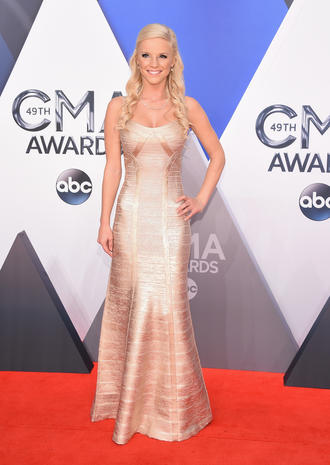 CMA Awards 2015 red carpet