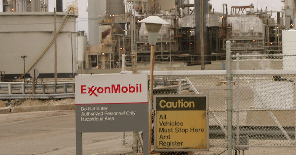 5 things to know about the Exxon Mobil probe - CBS News