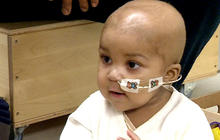 "Child's leukemia treatment could be ""a huge step forward"""