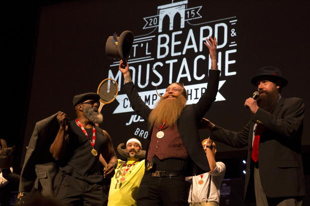 National Beard & Moustache Championship
