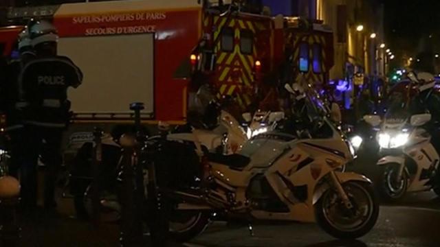 Paris attacks: Dozens killed in series of terror attacks