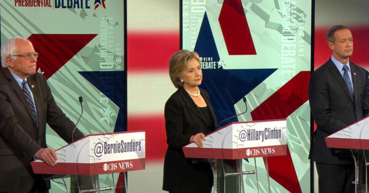 Election 2016: Democratic debate transcript: Clinton
