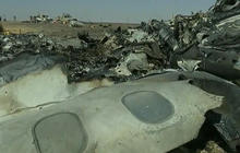 Russia: Bomb responsible for Russian plane crash in Egypt