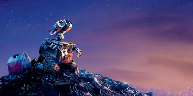 Image result for wall-e star""