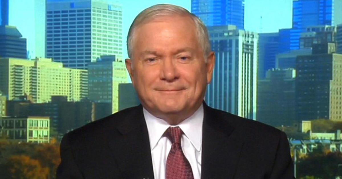 Ex Defense Secy Robert Gates On US Military Response To ISIS Videos CBS News