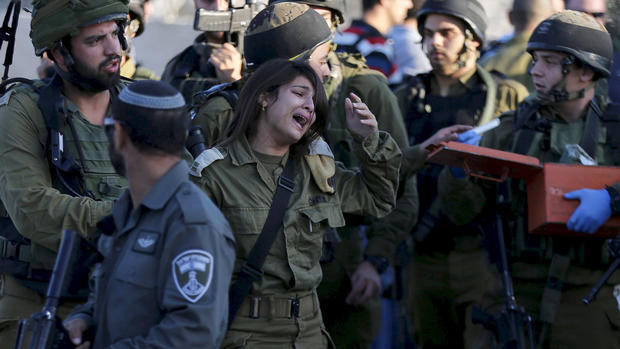 New tide of Israeli-Palestinian violence