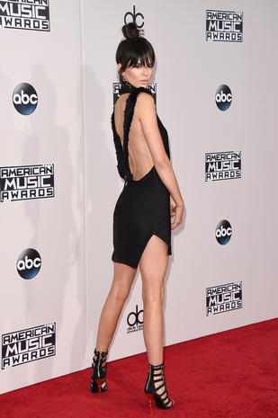 American Music Awards 2015 red carpet
