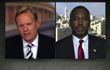 """Ben Carson: Obama administration """"micromanaged"""" military advisers"""