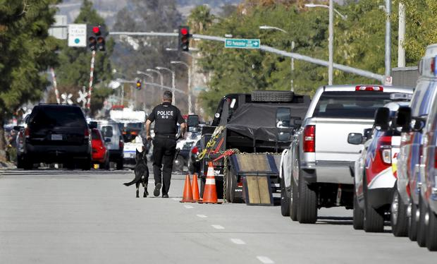 San Bernardino shooting - San Bernardino shooting - Pictures