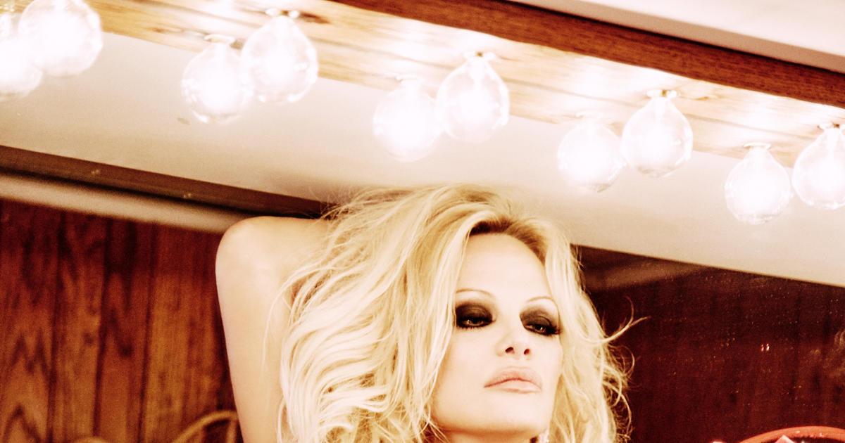 Pamela Anderson Will Be On Last Nude -9060