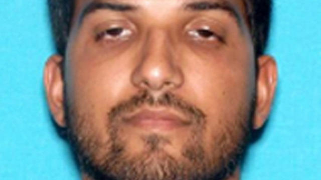 Syed Rizwan Farook is pictured in this undated handout photo provided by the FBI Dec. 4, 2015.